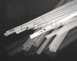 PETG clear tubes