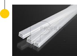 PP translucent tubes